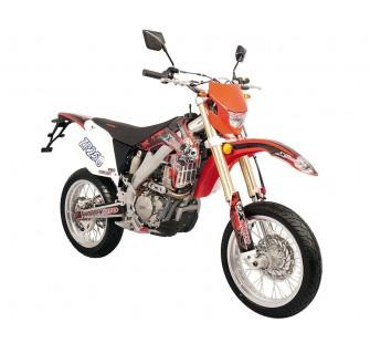 Мотоцикл  ZR250