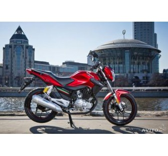 Мотоцикл дорожный MIRAGE ((ZONGSHEN-PIAGGIO),)