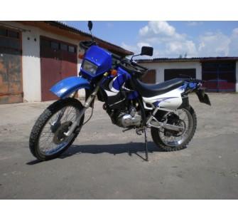 Мотоцикл ZONGSHEN (ZS200GY-A)