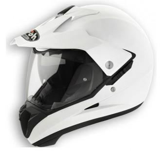 Airoh Кроссовый шлем со стеклом S5 белый