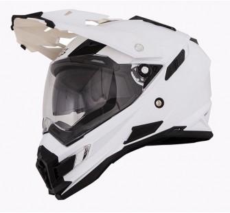 ONEAL Кроссовый шлем SIERRA ADVENTURE PLAIN белый