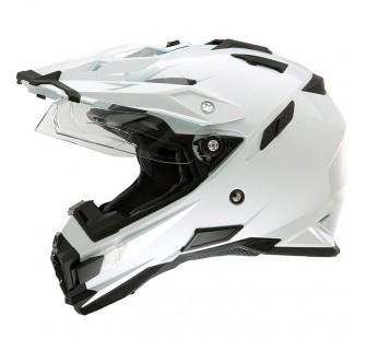 ONEAL Шлем Sierra белый с пинлоком+дефлектор дыхания