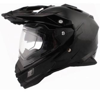 ONEAL Шлем Sierra черный с пинлоком+дефлектор дыхания