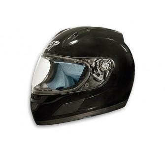 Шлем (интеграл)  ALTURA  Solid черный глянцевый