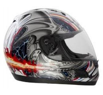 Шлем (интеграл)  ALTURA Ion Graphic глянцевый