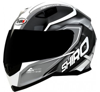 Шлем интеграл SHIRO SH-881 MOTEGI