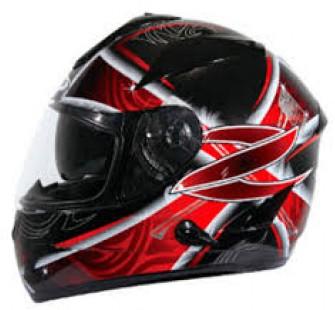 Шлем интеграл ZONDER-2000 А Solid Black/Z16