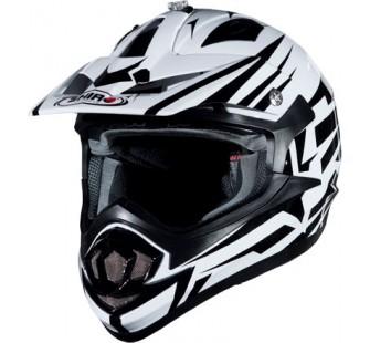 Шлем кроссовый SHIRO MX-734 BRAVO