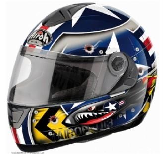 Мотоциклетный шлем ASTER-X AIRCRAFT