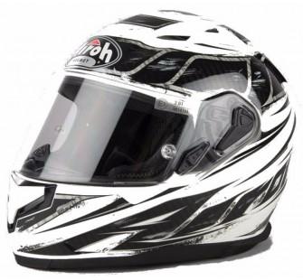 Airoh Шлем интеграл T600 KNIFE белый