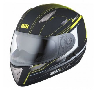 IXS Шлем интеграл HX 1000 Fork черно-желтый
