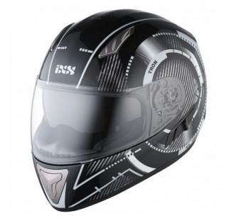 IXS Шлем интеграл HX 1000 Tron черно-серый