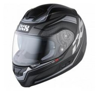 IXS Шлем интеграл HX 215 Zenium черно-серый