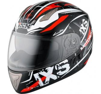 IXS Шлем интеграл HX1000 STRIKE RED