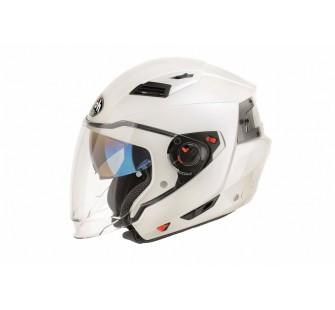 Airoh Шлем трансформер EXECUTIVE белый перламутровый