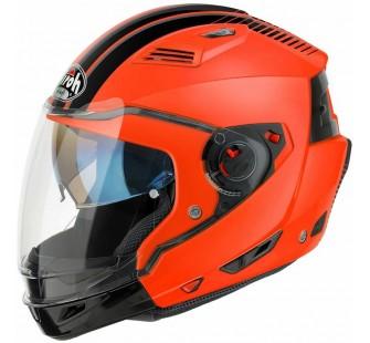 Airoh Шлем трансформер EXECUTIVE STRIPES оранжевый