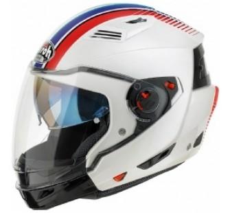 Airoh Шлем трансформер EXECUTIVE STRIPES белый