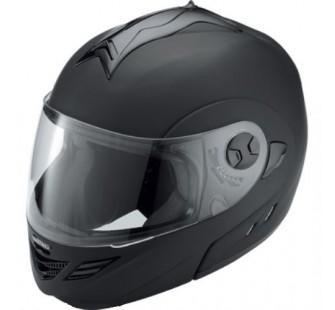 IXS Шлем модуляр HX333 чёрный матовый