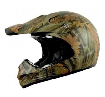 Шлем (кроссовый) Mojave Камуфляж матовый