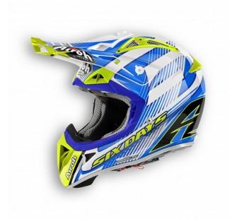 Airoh Кроссовый шлем Aviator 2.1 SIX DAYS