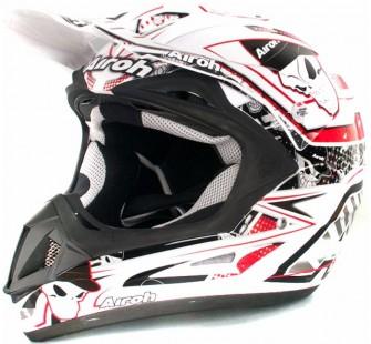 Airoh Кроссовый шлем JUMPER  MISTER X красный