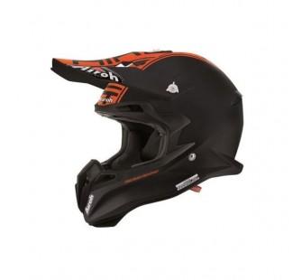 Airoh Кроссовый шлем TERMINATOR2.1 COM оранжевый