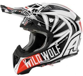 Airoh Шлем кроссовый TERMINATOR  2.1 WILD WOLF