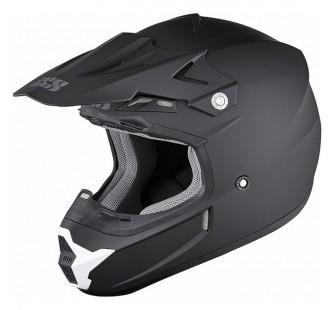 IXS Шлем кроссовый HX 261 THUNDER серый