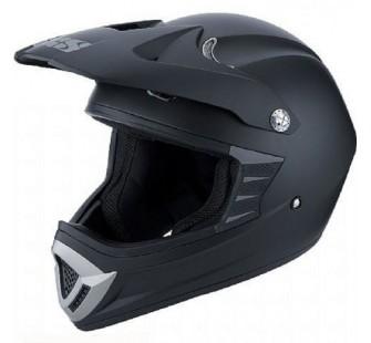 IXS Кроссовый шлем HX276 черный матовый