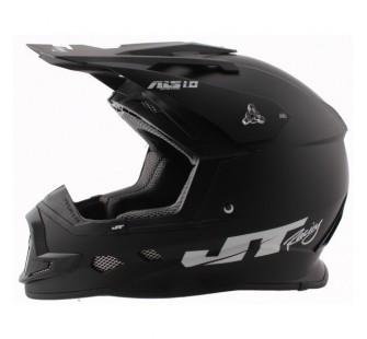 JT Racing Шлем кроссовый  ALS1.0 черный