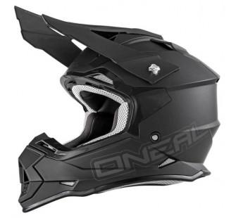 ONEAL Кроссовый шлем 2Series FLAT черный