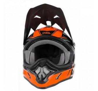 ONEAL Кроссовый шлем 3Series FUEL чёрно-оранжевый