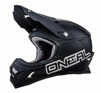 ONEAL Кроссовый шлем 3Series MATTE чёрный