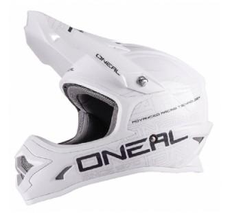 ONEAL Кроссовый шлем 3Series SOLID белый
