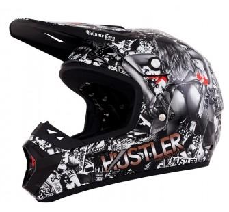 ONEAL Кроссовый шлем ROCKHARD II MX Hustler