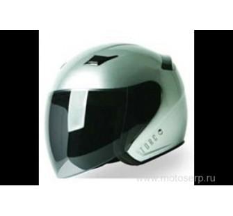 Шлем открытый ТORC T-56 Silver
