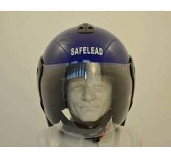 "Шлем открытый ""Safelead"" LX-217 синий"