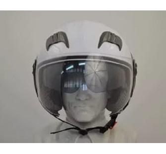 "Шлем открытый ""Safelead"" LX-221 белый"
