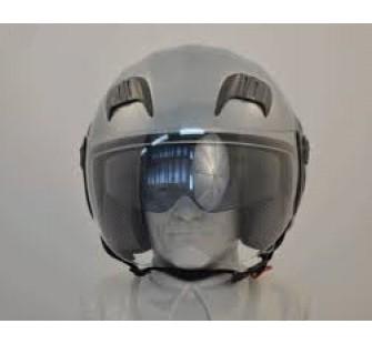 """Шлем открытый """"Safelead"""" LX-221 серебристый"""