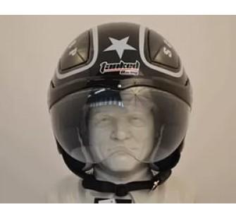 Шлем открытый TANKED T-580
