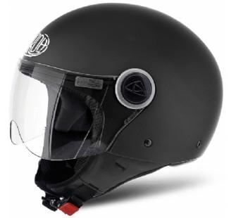 Airoh Открытый шлем Compact Pro черный матовый
