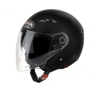 Airoh Открытый шлем MALIBU черный матовый