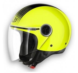 Airoh Открытый шлем MALIBU TOUCH жёлтый неон