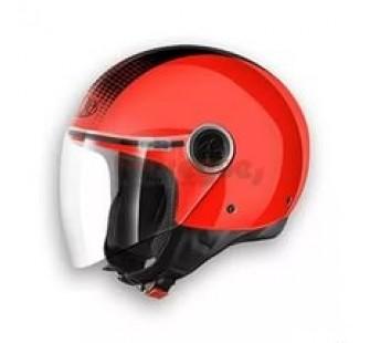 Airoh Открытый шлем MALIBU TOUCH оранжевый