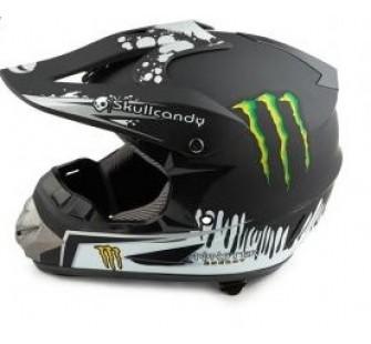 Шлем кроссовый FALCON CR168