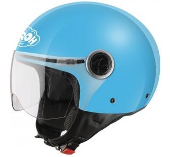 Airoh Открытый шлем Детский  SIR голубой