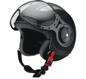 IXS Открытый шлем со стеклом HX 86 черный мат