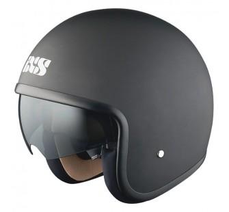 IXS Открытый шлем HX 77 черный мат