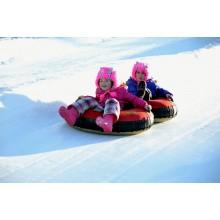 Cанки, тюбинги, ледянки, лыжи