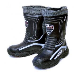 Ботинки зимние ATV,снегоход IXS NORTHWAY (носок металл) black